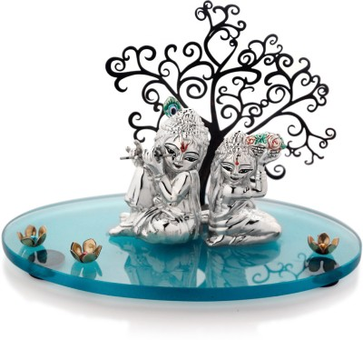Episode Sterling Silver Bal Radhika Mohan Showpiece  -  11 cm