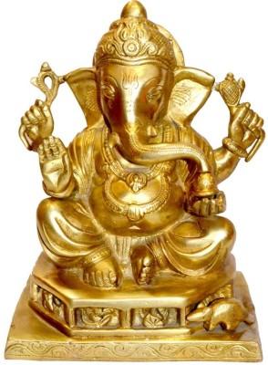 Bharat Haat Ganesh Asta Vinayak Showpiece  -  23 cm