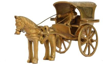 eCraftIndia Metal of Chariot Showpiece  -
