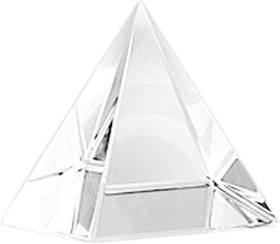 Anjalika Feng Shui Crystal Pyramid Big Showpiece - 6 cm
