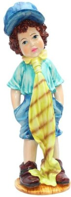 Gharonda HumTum Boy Big BYB Showpiece  -  45 cm