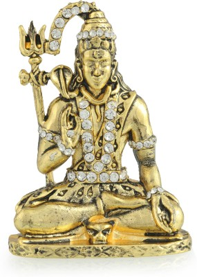 Divine Gifts & Artificial Jewellery Shanker Showpiece  -  7.5 cm