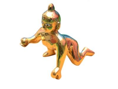 Krishnagifts Laddu Gopal Ji Showpiece  -  10 cm