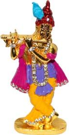 Odisha Bazaar Showpiece - 8 cm(Alloy, Multicolor)