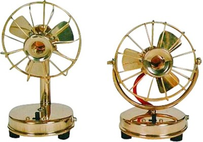 Homedesires Brass Handicrafts Showpiece  -  10 cm(Brass, Gold)