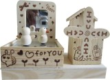 Hickoo wooden showpieces is very beautif...