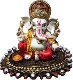 Om Art Religious Idols of Lord Ganesha S...