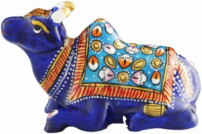 Aashirwad Cow Nandi Showpiece  -  1.5 cm
