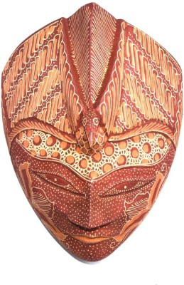 Art Godaam Mask Showpiece  -  22 cm