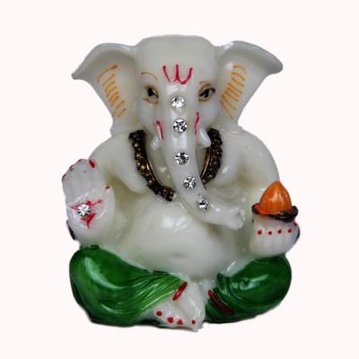 Artcraftindia Lord Ganesha Showpiece  -  7.2 cm