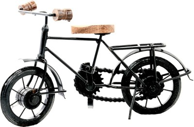 Being Nawab Antique Cycle Showpiece  -  15 cm