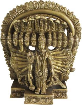 Galaxy Virat Swaroop Krishna Statue Showpiece  -  22 cm