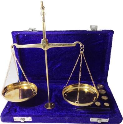 Being Nawab Antique Table Weighing Scale (Antique Tarazu ) Showpiece  -  21 cm