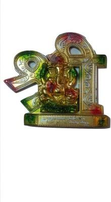 BKM&SONS Shree Ganesh Wall Idols Showpiece  -  22 cm