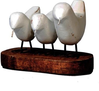 Peacock Life Showpiece  -  11 cm