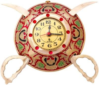 Pioneerpragati Analog 7.5 cm Dia Wall Clock