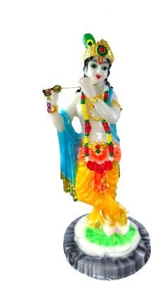Bansi Krishna Lord Krishna Showpiece  -  26 cm