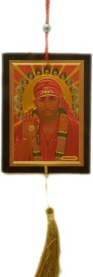 Odisha Bazaar Saibaba Wall Hanging Showpiece  -  35 cm