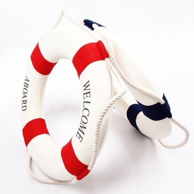 Kingdom Of Arts Welcome Aboard Sailors Tube Showpiece  -  35 cm