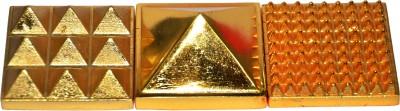 Anjalika Vaastu Pyramid Showpiece  -  4 cm