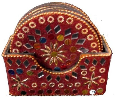 Gaura Art & Crafts Showpiece  -  10 cm(Microfibre, Multicolor)