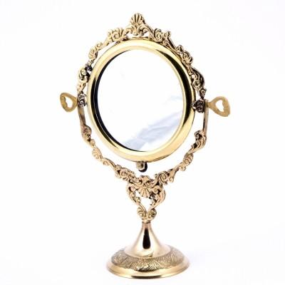 Being Nawab Antique Mirror Showpiece  -  30 cm