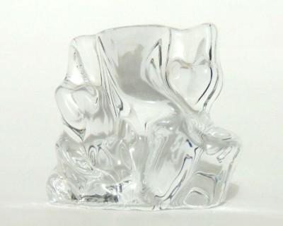IRS Crystal Idol Of Shri Ganesh Showpiece  -  7 cm