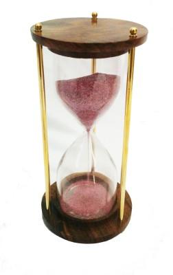 Artshai 5 Minute Hourglass Showpiece  -  15 cm
