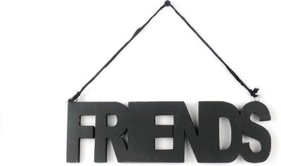 Casa Decor Friend Sign Showpiece  -  8 cm