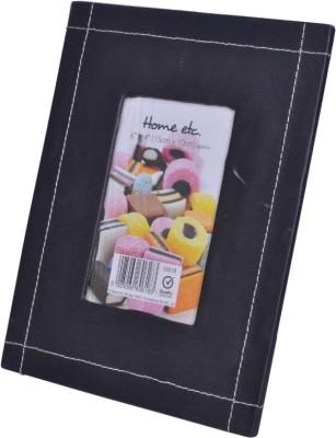 Sutra Décor Leather Photo Frame Showpiece  -  25 cm