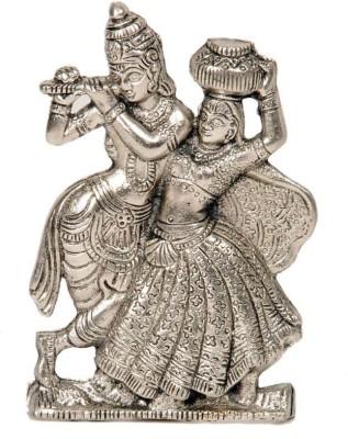 Excellent4U Radha Krishna Dancing Showpiece  -  15 cm