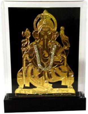 Divine Temples Showpiece  -  16 cm(Plastic, Multicolor)