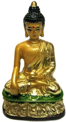 Odisha Bazaar Vastu Fengshui Lord Buddha For Peace Of Mind And Happiness In Family Showpiece  -  10 cm
