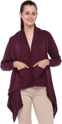 CLUB YORK Women's Shrug at flipkart