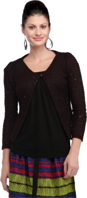Haute Curry by Shoppers Stop Women's Shrug