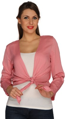 Bedazzle Women's Shrug at flipkart