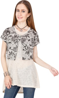 Kaxiaa Women's Shrug at flipkart