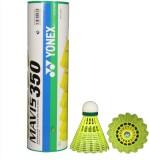 Yonex mavis 350 (pack of 6) Nylon Shuttl...