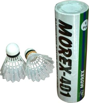 Morex 401 Nylon Shuttle  - White