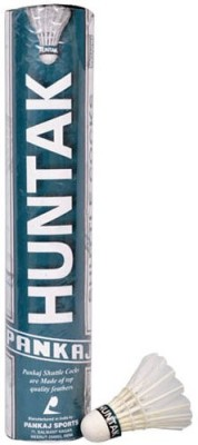 Panko Huntak Feather Shuttle  - White