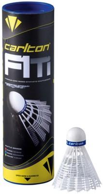 Carlton Bsc F1 Ti Nylon Shuttle  - White