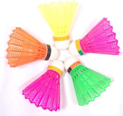 Megaplay Play 5 Plastic Shuttle  - Multicolor