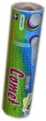 Rahul Toys Comet Cork Plastic Shuttle  - Multicolor