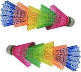ARNAV A1 Plastic Shuttle  - Multicolor (...