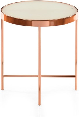 @home by Nilkamal Floris Metal Side Table