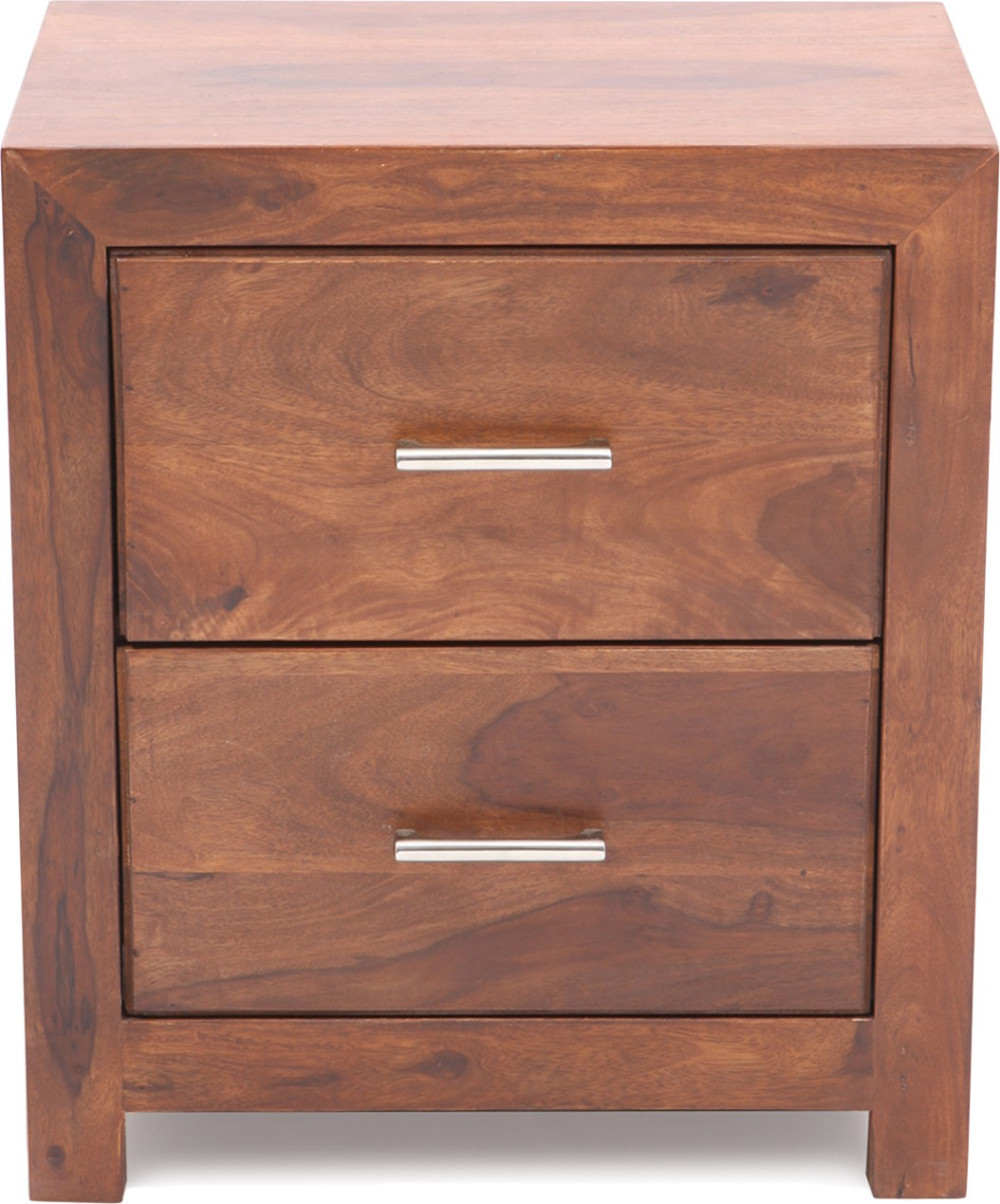View Evok Osage Solid Wood Free Standing Chest of Drawers(Finish Color - Brown) Price Online(Evok)