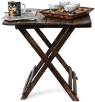 VAS Collection Home tal-18 Solid Wood Side Table(Finish Color - Matte Finish)
