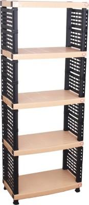 Surprise Heavy Duty File Shelf Plastic Bedside Table