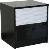 Parin Engineered Wood Side Table (Finish...