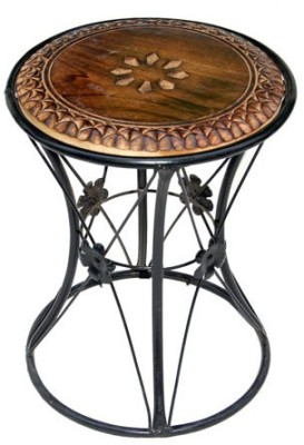 Acme Production A8346 Solid Wood Corner Table